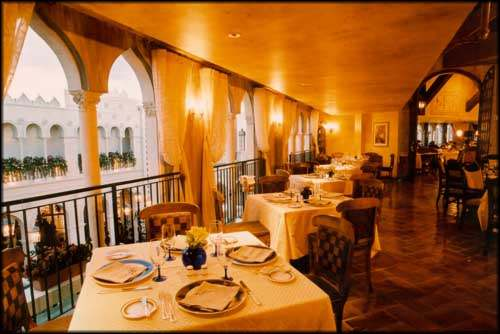 Dine While Overlooking The Grand C Of World Famous Venetian Hotel And Zeffirino S Is A Dining Experience That Unparallel With Any Other