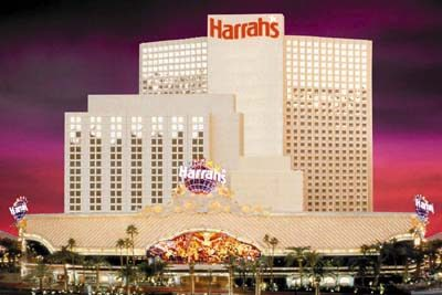 harrahs hotel and casino las vegas